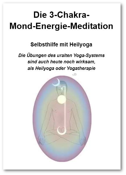 Meditationstexte mit Anleitung zur Stärkung deiner Mondenergie (PDF + eMail-Kurs)