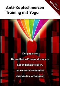 Anti-Kopfschmerzen-Yoga