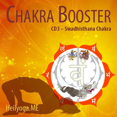 2. Chakra, Wasser-Chakra oder Swadhisthana Chakra – Fliessen & Kraft (PDF+MP3)