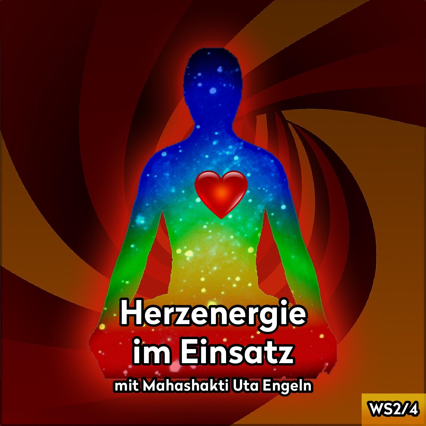 Herzensfreude II: Herzenergie im Einsatz (MP3)