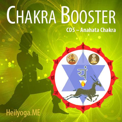 4. Chakra, Herz-Chakra oder Anahata-Chakra – für Freude, Offenheit & Herzlichkeit (PDF+MP3)