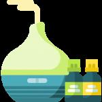 Aromatherapie für die Atemwege