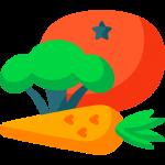 Gemüse und Obst helfen heilen