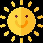Sonne stärkt die Bronchien und alle Atemwege