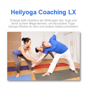 HeilyogaCoaching LX – Spezifische Yoga-Übungsreihen maßschneidern lernen (Online-Kurs)