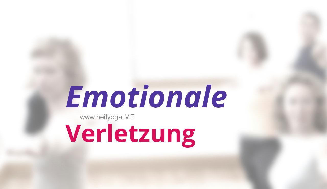 Emotionale Verletzung heilen – mit Meditation und Chakren