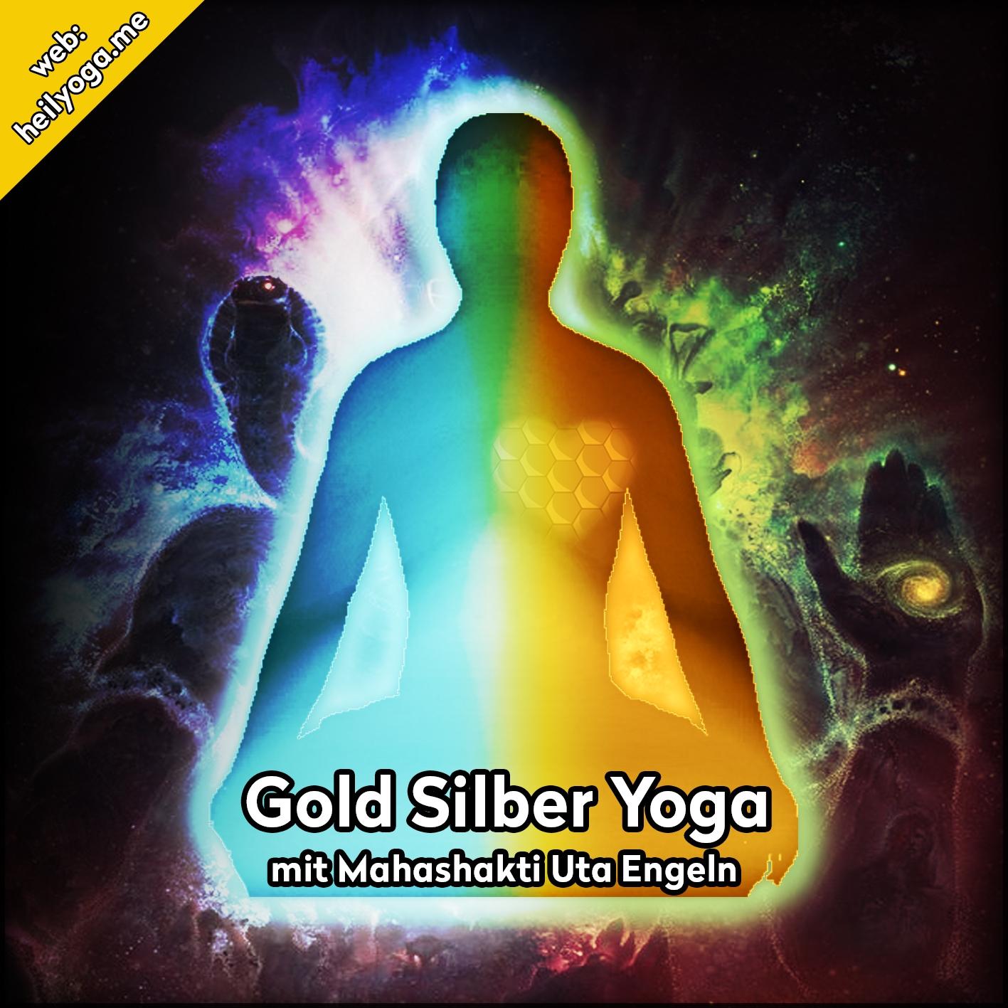 Swara-Yoga ist Gold-Silber-Yoga und stärkt das Immunsystem (MP3)