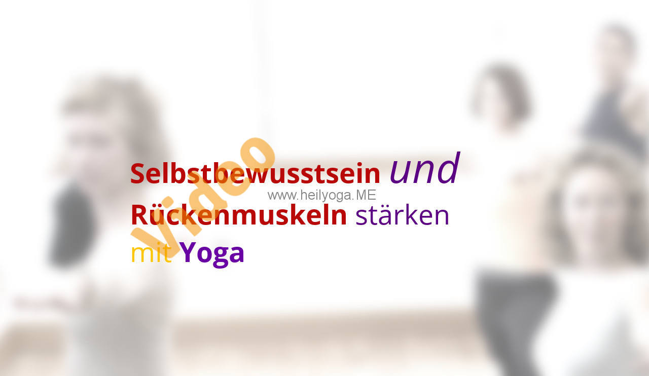 Selbstbewußstsein stärken (VIdeo)