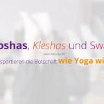 Koshas in der Yogatherapie
