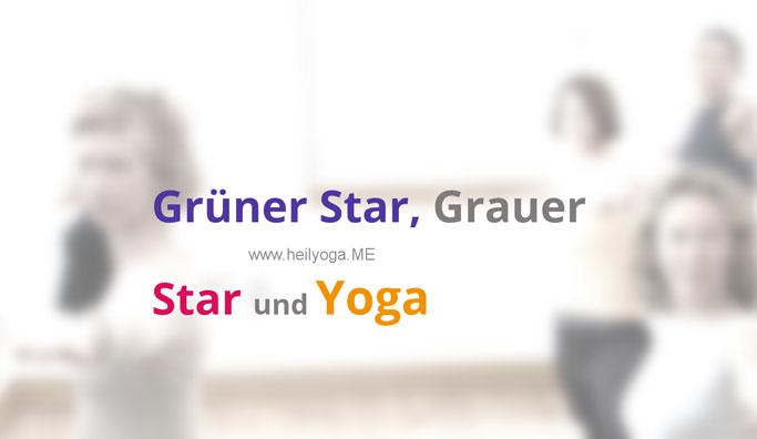 Grüner Star, Grauer Star und Yoga