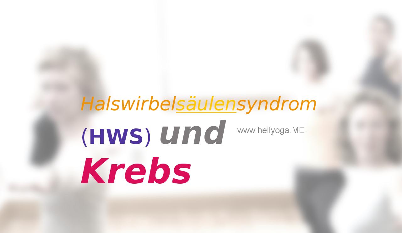 Halswirbelsäulensyndrom (HWS) oder Schwäche nach Krebserkrankung?