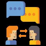 Kommentiere und kommuniziere mit uns im Kommentarbereich