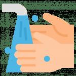 Hände waschen hält gesund