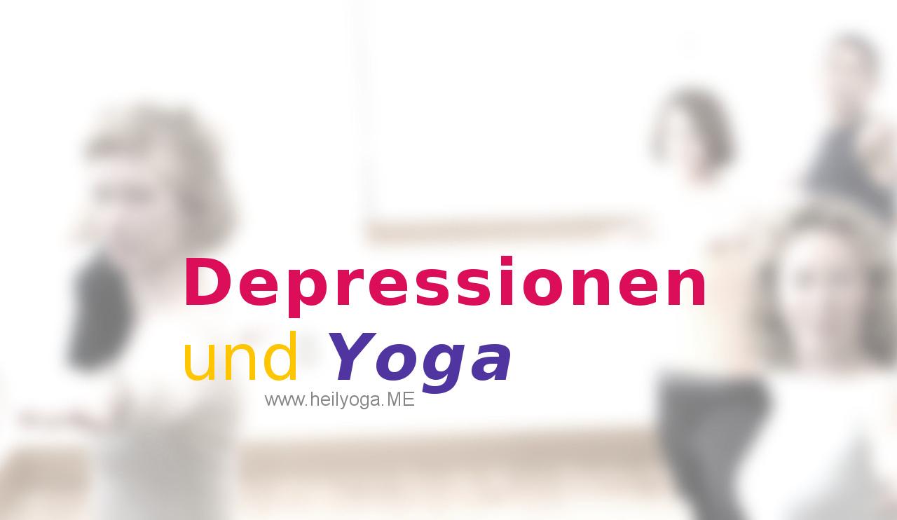 Depressionen und Yoga