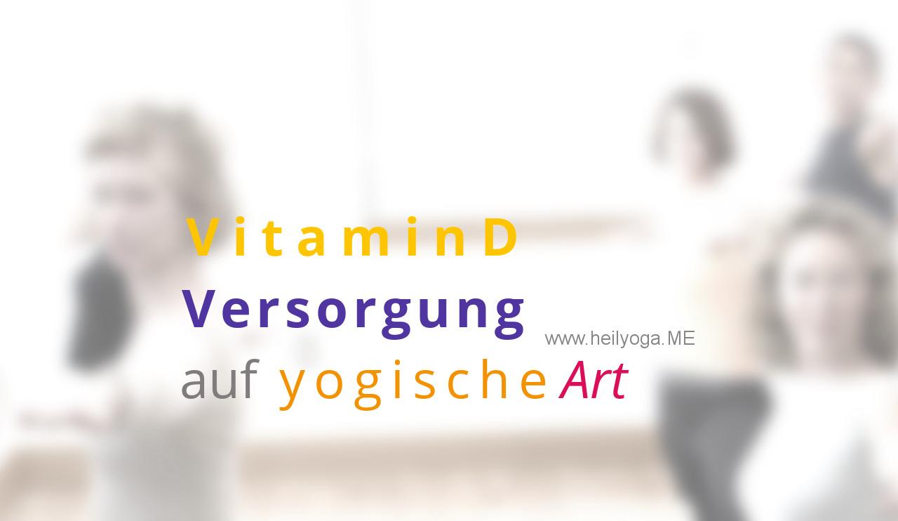 Vitamin-D-Versorgung auf yogische Art bei Winterdepression und …