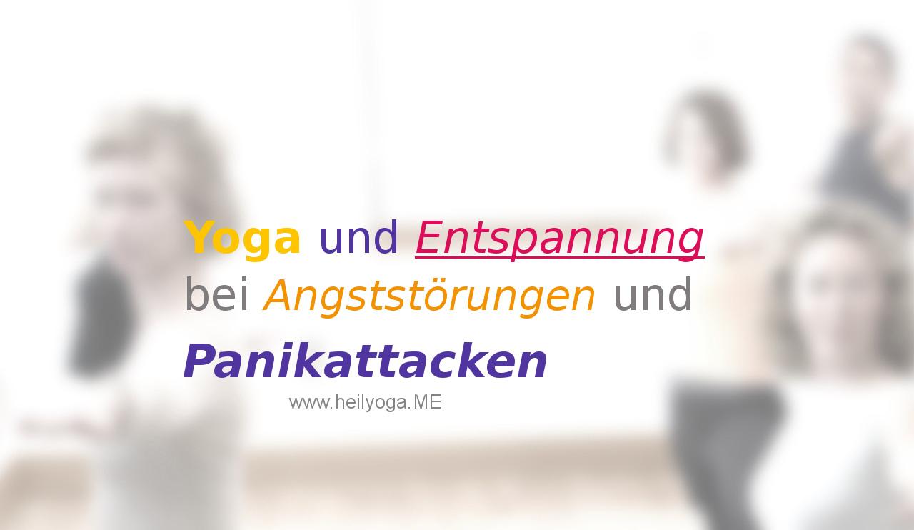 Yoga bei Angst: Yoga-Übungen bei Angststörungen und Panikattacken