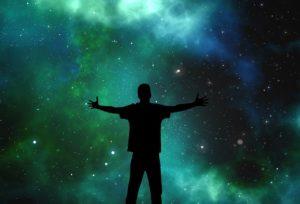 Mensch kosmisch und feinstofflich