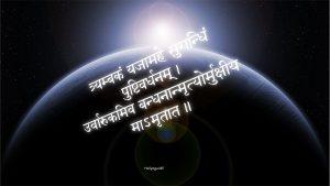 Tryambhakam Mantra