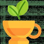 Bittere Tees stärken den Magenschließmuskel-Reflex