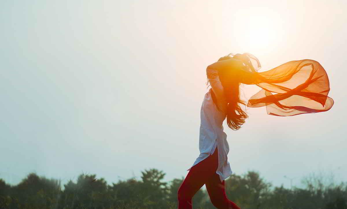 Stress abbauen mit dem yogischen Anti-Stress-Programm