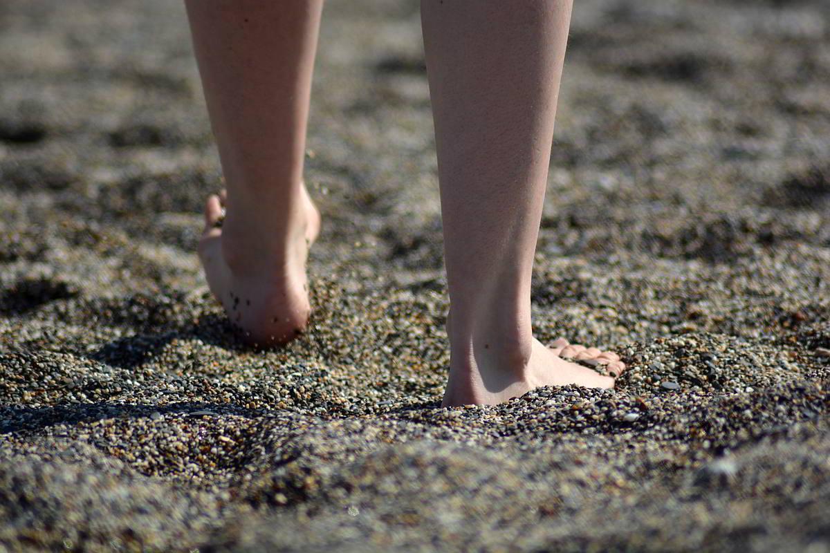 Fuß-Übungen im Yoga