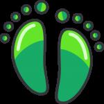 Barfußs laufen ist gut für die Füße