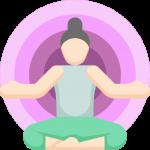 Icon Yogalehrer