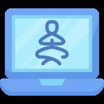 Icon Online-Lernen