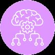Icon Nervensystem und Gehirn
