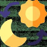 Sonne-Mond-Zyklus