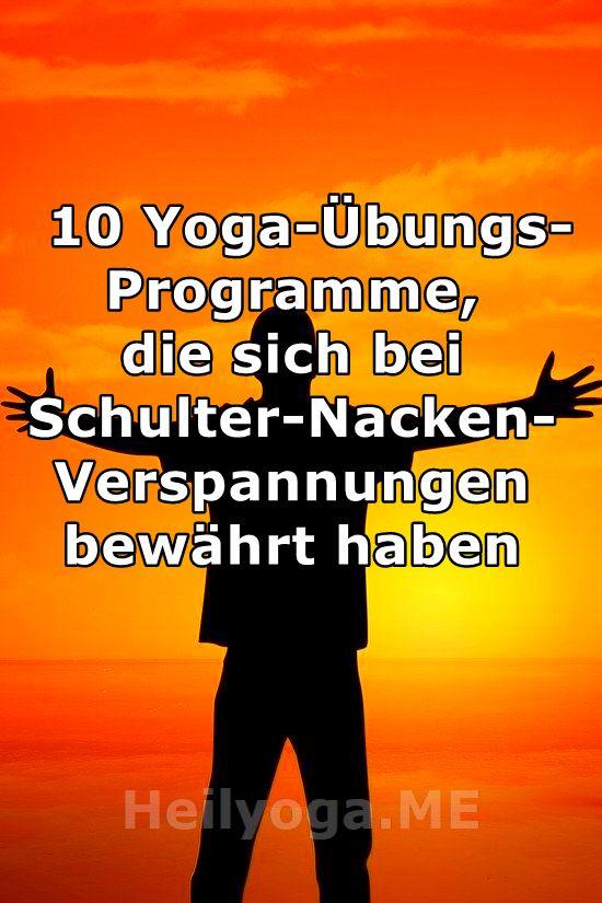 Schulter-Nacken-Übungen