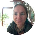 Mahashakti Uta Engeln, Yogatherapeutin und Yogatherapie-Ausbilderin