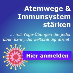 Atemwege und Immunsystem stärken mit Yoga