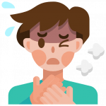 Pfeif-Asthma und Angst