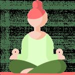 Sanfte Atem-Meditationen helfen bei Asthma besser als intensives Pranyama