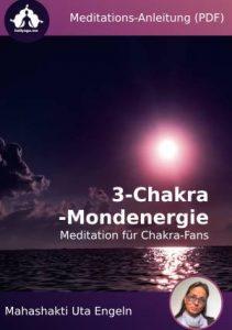 3-Chakra-Mondenergie-Meditation Meditationstexte als PDF