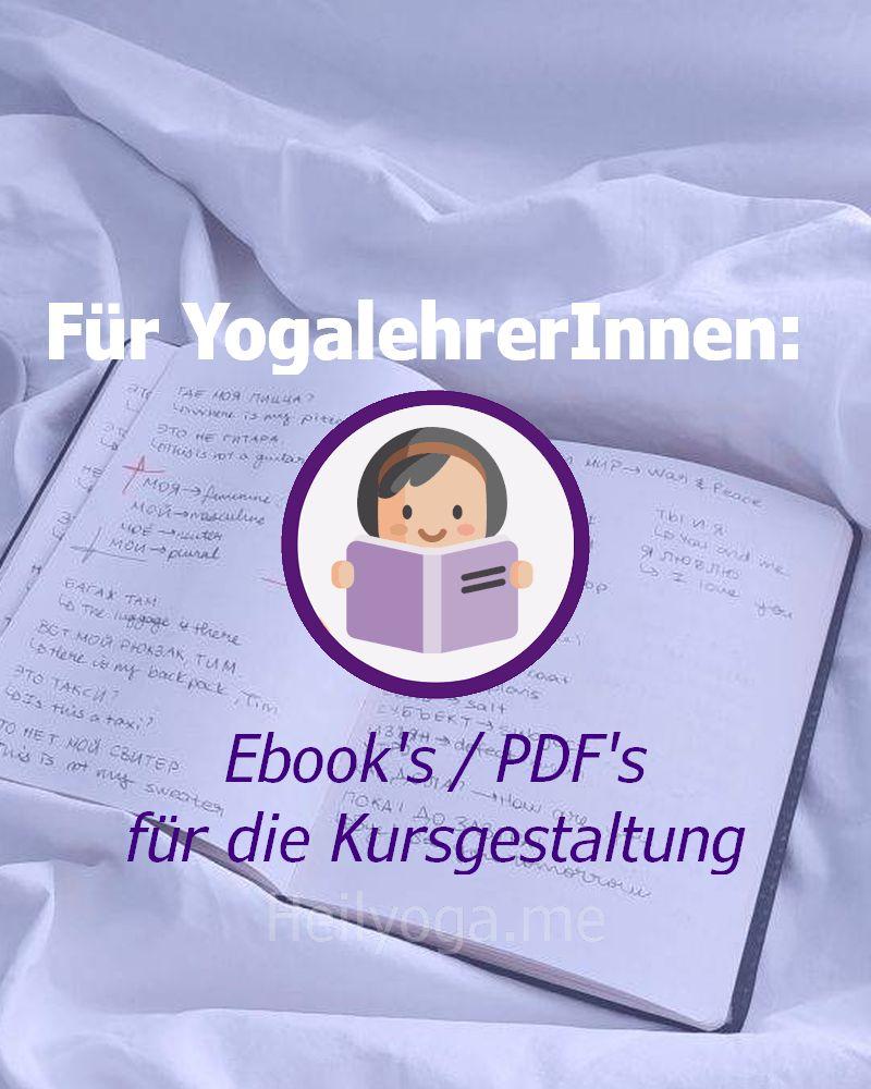Ebook PDF Yoga-Übungsreihen für Yogalehrer