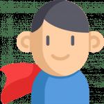 Superman - Superpower - Superkraft mit Yoga