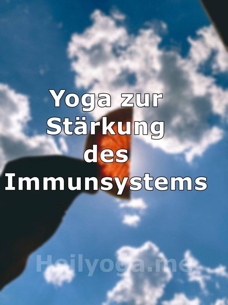 Yoga zur Stärkung des Immunsystems